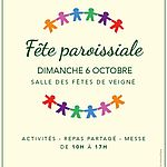 Affiche journee paroissiale 2019
